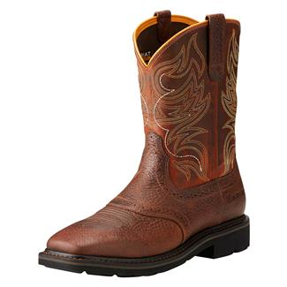 Ariat Sierra Shadowland ST Mesa Brown / Sassy Orange