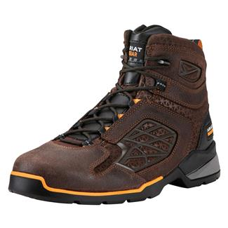 Ariat Rebar Flex CT Chocolate Brown