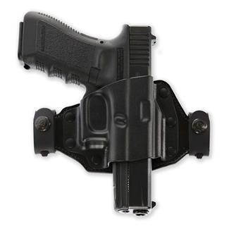 Galco Quick Slide Belt Holster Black
