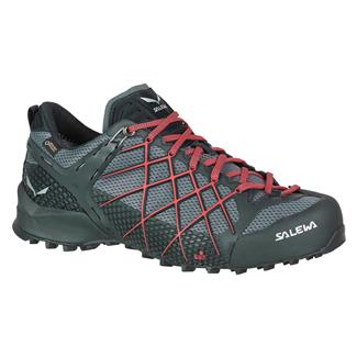 Salewa Wildfire GTX Black Out / Papavero