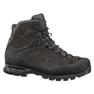 Salewa MTN Trooper Mid Leather Black