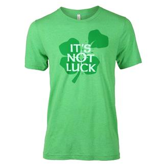 TG Not Luck T-Shirt Green