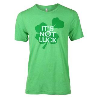 TG Not Luck T-Shirt Green