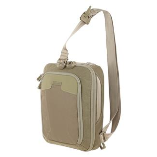 Maxpedition Mini Valence Tech Sling Pack Tan