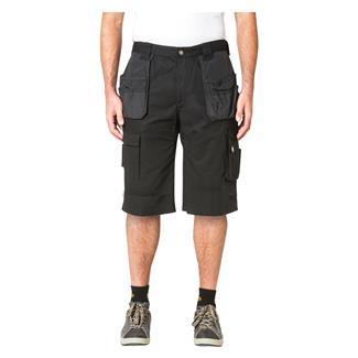 CAT Trademark Shorts Black