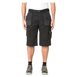 CAT Trademark Shorts Black