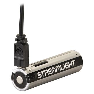 Streamlight 18650 USB Battery (2 Pack) Black