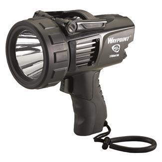 Streamlight Waypoint Rechargeable Spotlight Black