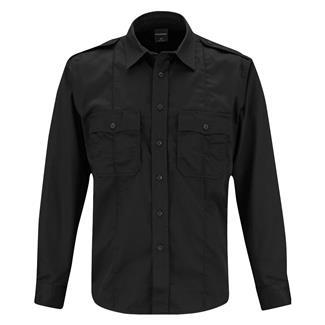 Propper Long Sleeve Class B Twill Shirt Black