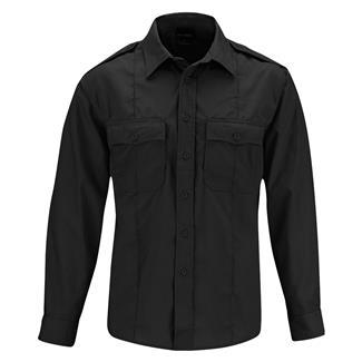 Propper Long Sleeve Class B Ripstop Shirt Black