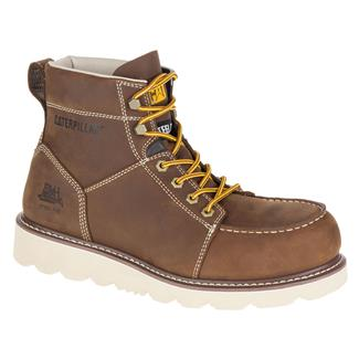 CAT Tradesman ST Chocolate Brown