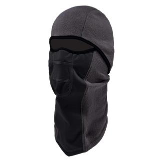 Ergodyne Windproof Hinged Balaclava Gray