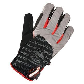 Ergodyne Thermal Utility + Cut Resistance Gloves Black