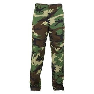 Tru-Spec BDU Pants Woodland