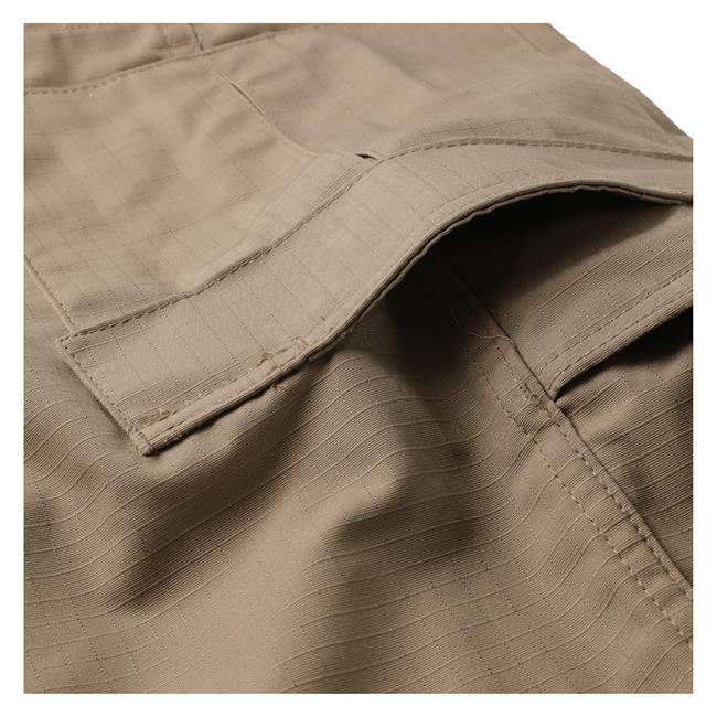 ae4a13c8509f0 Tru Spec 4233006 Mens Khaki 24-7 Simply Tactical Cargo Shorts 36 Tactical  Clothing
