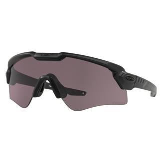 Oakley SI Ballistic M Frame Alpha Black (frame) - Prizm Gray / Clear (lens)