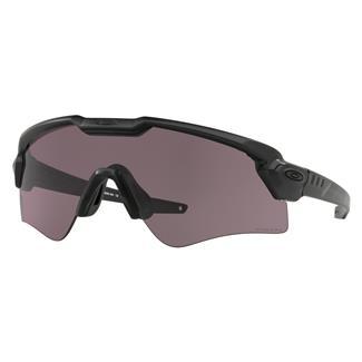 Oakley SI Ballistic M Frame Alpha Black (frame) - Prizm Gray (lens)