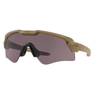 Oakley SI Ballistic M Frame Alpha Terrain Tan (frame) - Prizm Gray / Clear (lens)