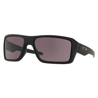 Oakley SI Double Edge Thin Red Line / Matte Black (frame) - Prizm Gray (lens)