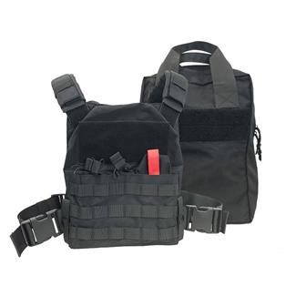 Shellback Tactical Defender Active Shooter Kit Black