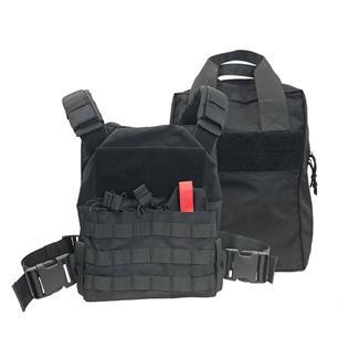 Shellback Tactical Defender Active Shooter Kit Black