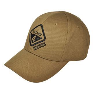 Hazard 4 Logo Hat Coyote