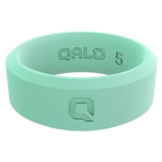 Qalo Modern Q2X Silicone Ring Aqua FoxFire