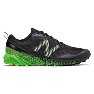 New Balance Summit Unknown Black / Energy Lime