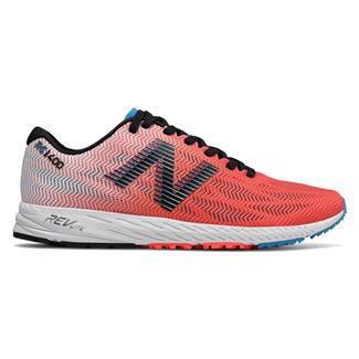New Balance 1400v6 Vivid Coral / Black / Maldives Blue