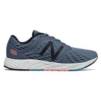 New Balance Fresh Foam Zante v4 Deep Porcelain Blue / Pigment / White Munsell