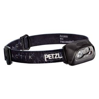 Petzl Actik Headlamp White Black