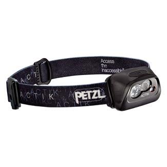 Petzl Actik Headlamp White Black