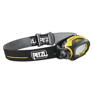 Petzl 2UL Pixa 1 Pro Headlamp White Black / Yellow