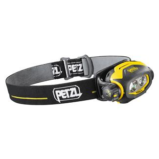 Petzl 2UL Pixa 3 Pro Headlamp Black / Yellow White