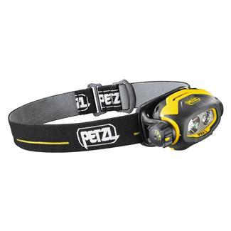 Petzl 2UL Pixa 3 Pro Headlamp Black / Yellow White