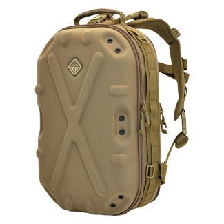 Hazard 4 Pillbox Hardshell Backpack Coyote
