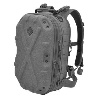 Hazard 4 Pillbox Hardshell Backpack Gray