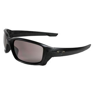 Oakley SI Straight Link Matte Black (frame) - Prizm Gray (lens)