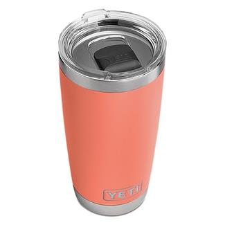 YETI Rambler 20 oz. Tumbler with MagSlider Lid Le Coral