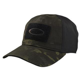 Oakley SI Cotton Hat MultiCam Black