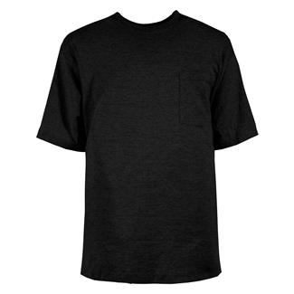 Berne Workwear Heavyweight Pocket T-Shirt Black