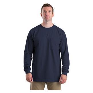 Berne Workwear Heavyweight Long Sleeve Pocket T-Shirt