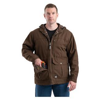 Berne Workwear Echo One One CCW Jacket Bark