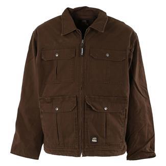 Berne Workwear Lightweight Echo One One CCW Jacket Bark