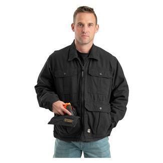 Berne Workwear Lightweight Echo One One CCW Jacket Black