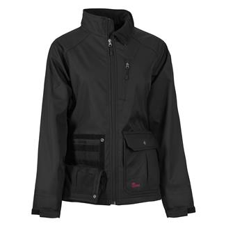 Berne Workwear Lima Zero Eight Softshell CCW Jacket Black