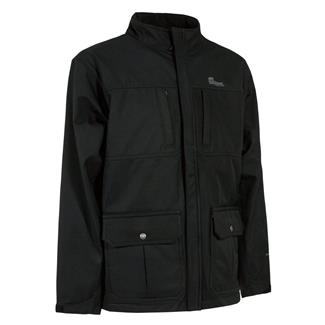 Berne Workwear Echo Zero Eight Softshell CCW Jacket Black