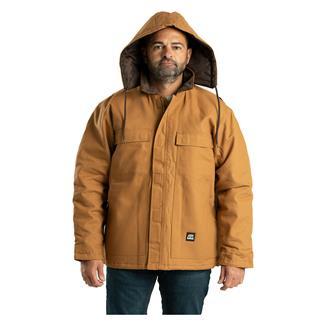 Berne Workwear Original Chore Coat Brown Duck