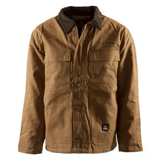 Berne Workwear Original Chore Coat Brown Duck