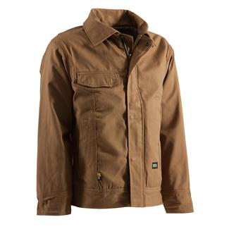 Berne Workwear FR Bomber Jacket Brown Duck